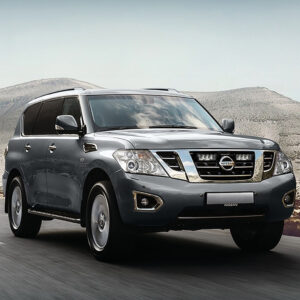 Kit de integrare Nissan Patrol - 1