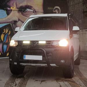Kit de integrare lămpi pentru Volkswagen Transporter T5 2003 - 2009 - 1