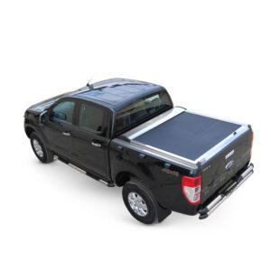Rulou benă Double Cab argintiu Ford Ranger - '07 – '11 - 1