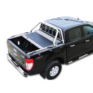 Rulou benă Double Cab argintiu Ford Ranger - '07 – '11 - 2