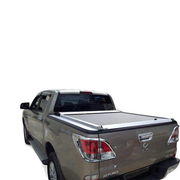 Rulou benă Double Cab argintiu Mazda Seria-B - '98 - '06 - 1