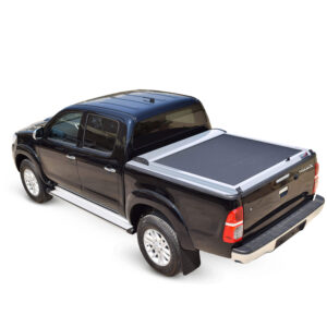 Rulou benă Double Cab argintiu Toyota Hilux - '11 - '15 - 1