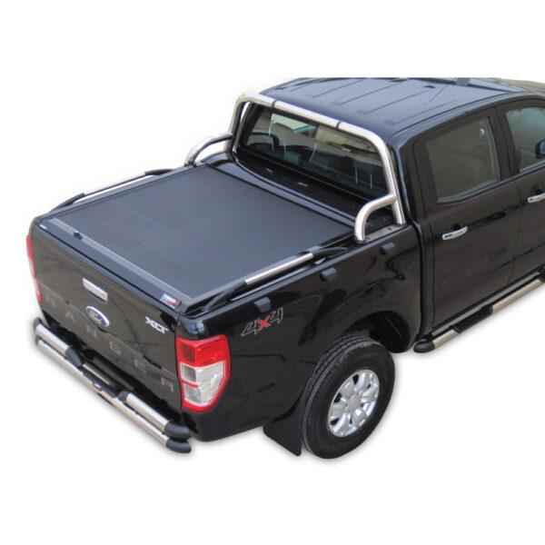 Rulou benă Double Cab negru mat Ford Ranger - '07 – '11 - 2
