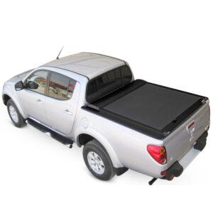 Rulou benă Double Cab negru mat Mitsubishi L200 - '06 - '15 - 1