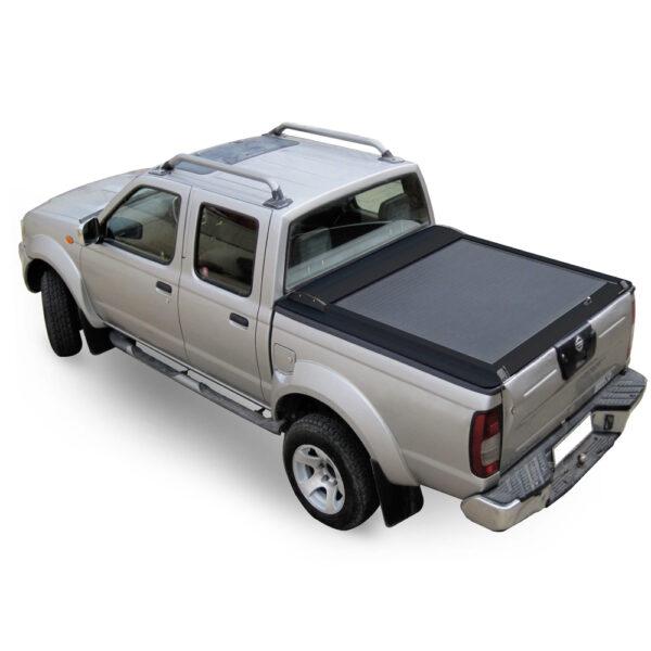 Rulou benă Double Cab negru mat Nissan Navara - '97 - '04