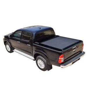 Rulou benă Double Cab negru mat Toyota Hilux - '11 - '15 - 1