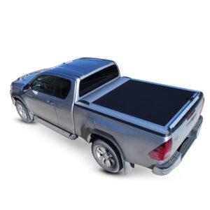 Rulou benă Extra Cab argintiu Toyota Hilux - '11 - '15 - 3