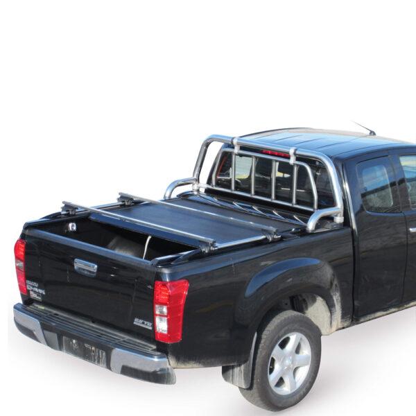 Rulou benă Extra Cab negru mat Isuzu D-Max - '03 – '07 - 5
