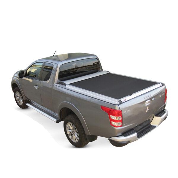 Rulou benă Single Cab argintiu Fiat Fullback '16 – Prezent