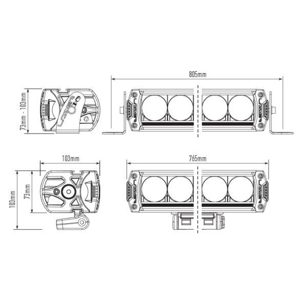 Triple-R 16 - detalii 1