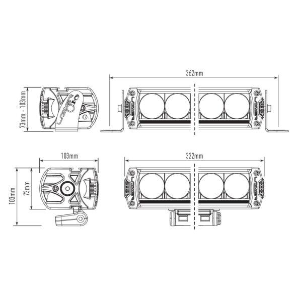 Triple-R 850 - Detalii 1