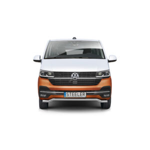 Bullbar Omologat - Low 2 Volkswagen Transporter T6 '15 - Prezent