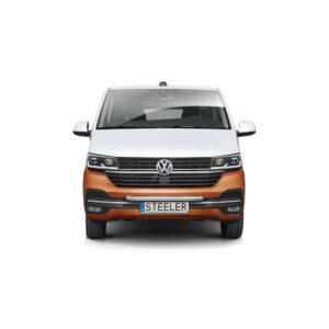 Bullbar Omologat - Low 3 Volkswagen Transporter T6 '15 - Prezent