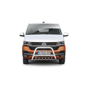 Bullbar Omologat - Model 1 Volkswagen Transporter T6 '16 - Prezent