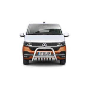 Bullbar Omologat - Model 2 Volkswagen Transporter T6 '16 - Prezent