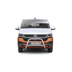 Bullbar Omologat - Model 3 Volkswagen Transporter T6 '15 - Prezen