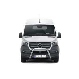 Bullbar Omologat - Model 4 Mercedes-Benz Sprinter '18 - Prezent