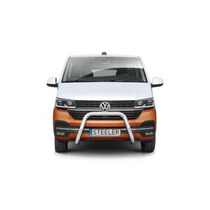 Bullbar Omologat - Model 4 Volkswagen Transporter T6 '16 - Prezent