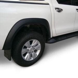 Protecție pentru aripi - Toyota Hilux '16 - Prezent