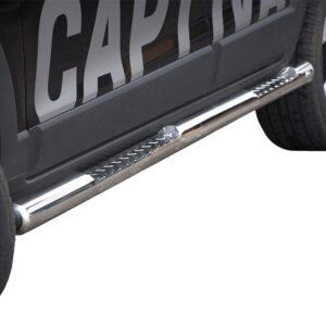 Praguri cu treaptă din Inox - Chevrolet Captiva '12 - '15