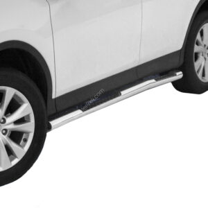 Praguri cu treaptă din Inox - Toyota RAV4 '13 - '16
