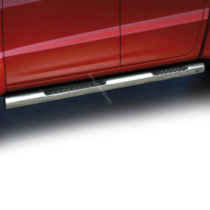 Praguri cu treaptă din Inox - Volkswagen Amarok '17 - Prezent