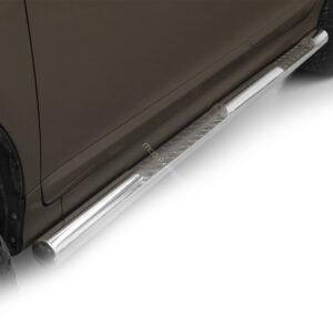 Praguri cu treaptă din Inox - Volvo XC60 '14 - Prezent