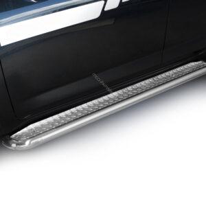 Praguri cu treaptă lată din Inox - Toyota RAV4 '10 - '13