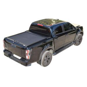 Rulou benă Double Cab negru mat Isuzu D-Max - '21 - Prezent