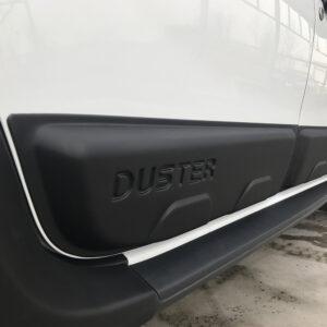 Bandouri portiere Kaplama - Dacia Duster 10' - 18'