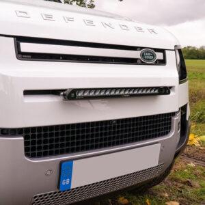 Kit de integrare Proiector în bara față 1 Land Rover Defender 2020 - Prezent