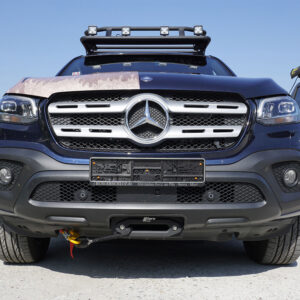 Kit de integrare cu Troliu Alpha 9.5.1 - Mercedes-Benz X-Class