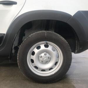 Protecție pentru aripi Kaplama - Dacia Duster 10' - 18'