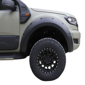 Protecție pentru aripi Kaplama - Ford Ranger 16' - Prezent
