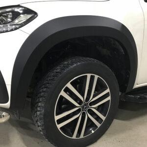 Protecție pentru aripi Kaplama - Mercedes-Benz X-Class 12' - 19'