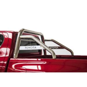 Rollbar OEM Steeler 4x4 M3 - Toyota Hilux 15' - Prezent