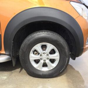Protecție pentru aripi Kaplama - Nissan Navara 12' - 19'