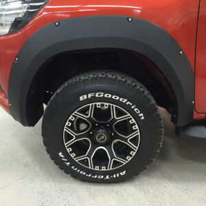 Protecție pentru aripi cu șurub - Toyota Hilux 12' - 19'