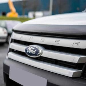 Deflector pentru capotă - Ford Ranger '12 - '16