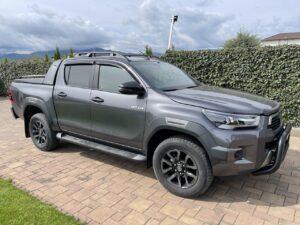 Echipare Toyota Hilux 2020 - 05.05.2021