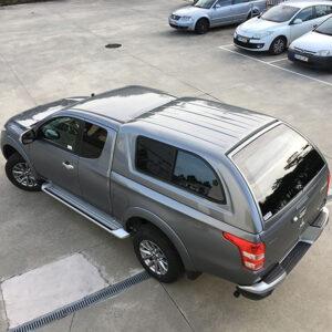 Hardtop Star-Lux 1 (Primer) - Mitsubishi L200 EC '15 - Prezent