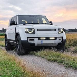 Kit de integrare Proiector în bara față 2 Land Rover Defender 2020 - Prezent