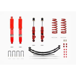 Lift Kit Pedders Suspension - Mitsubishi L200 15' - Prezent