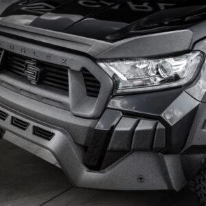 Ornamente capotă Carlex Design - Ford Ranger 16' - Prezent