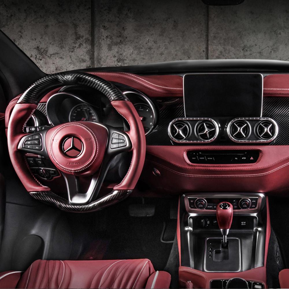 Pachet customizare Pickup Design – Mercedes X-Class GTX