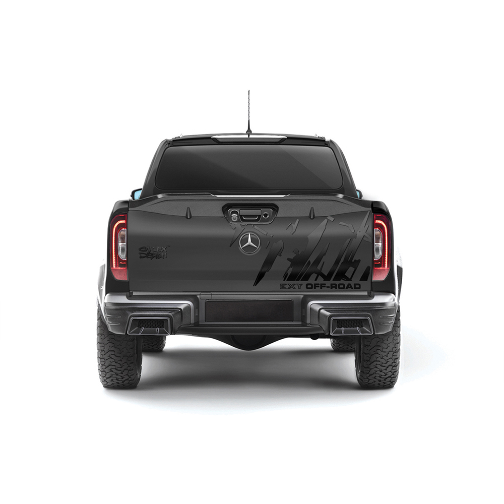 Pachet customizare Pickup Design – Mercedes X-Class OFF-ROAD
