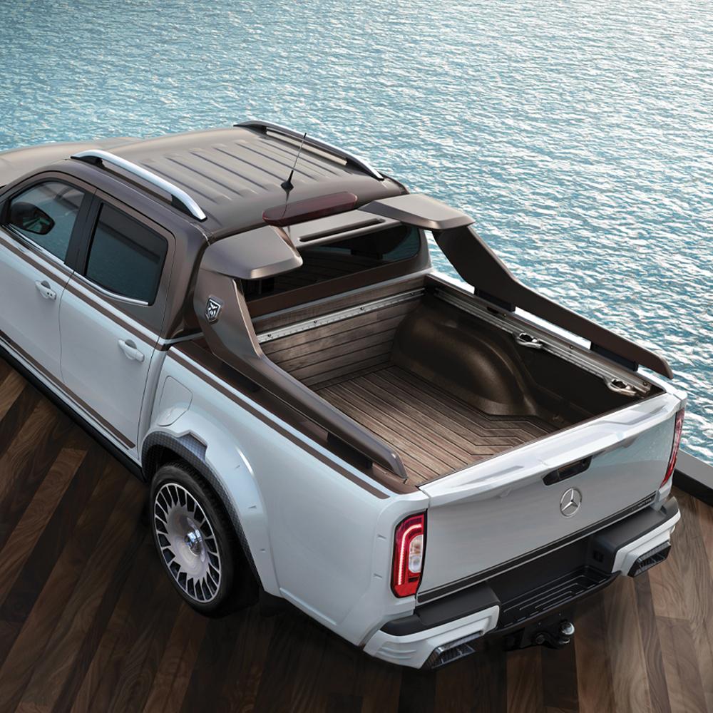 Pachet customizare Pickup Design – Mercedes X-Class Yachting