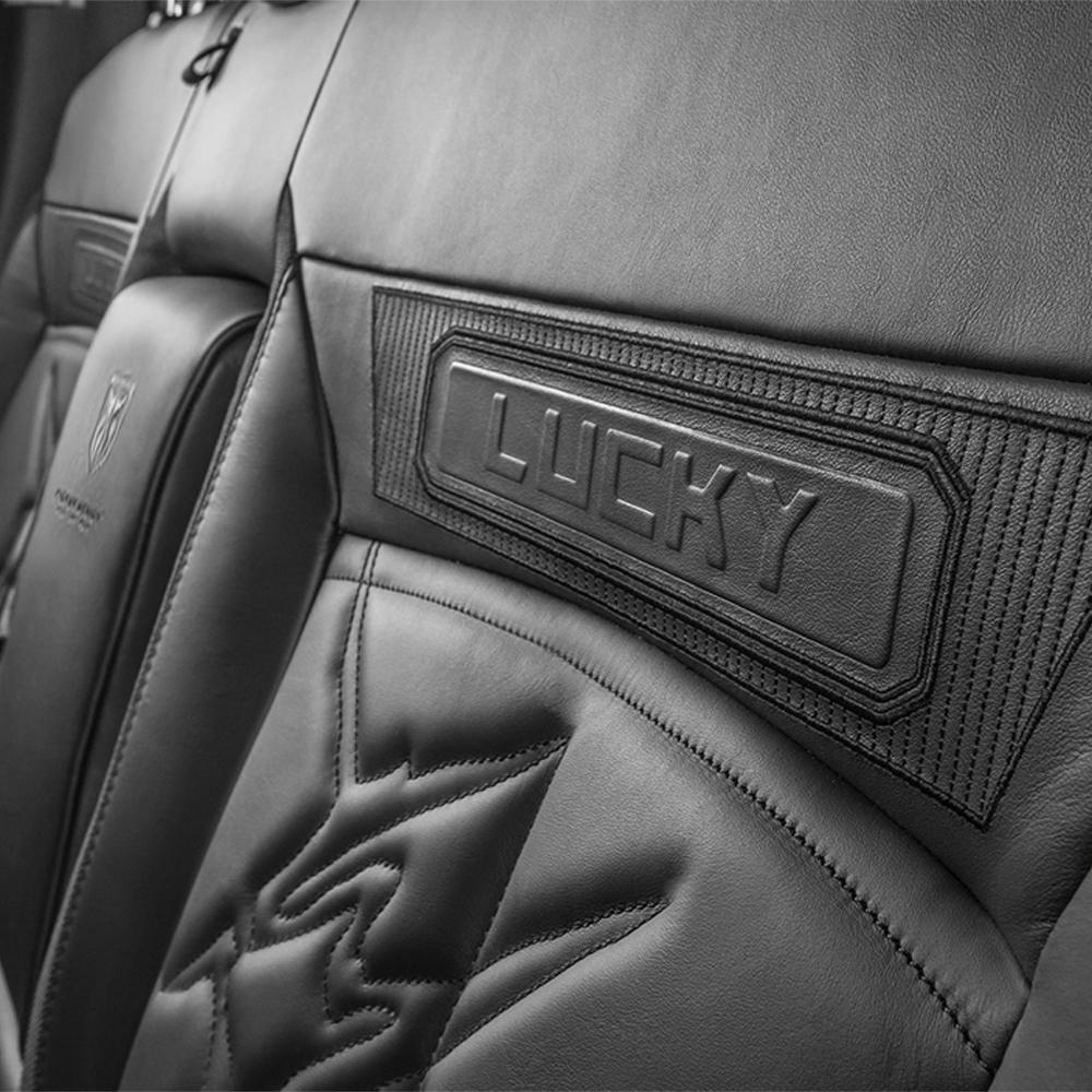 Pachet customizare Pickup Design – Mitsubishi L200 LUCKY