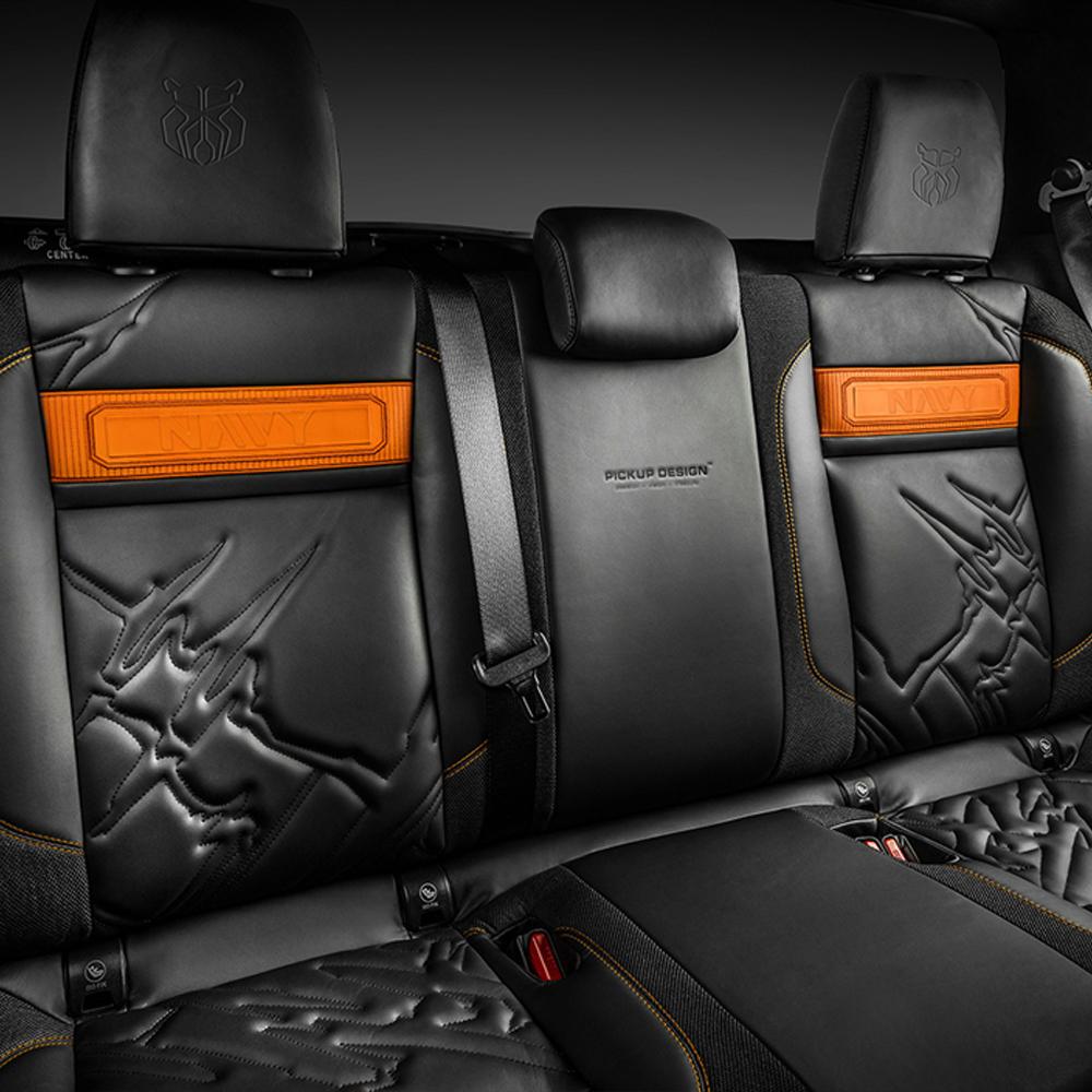 Pachet customizare Pickup Design – Nissan Navara EXCLUSIVE Styling Package