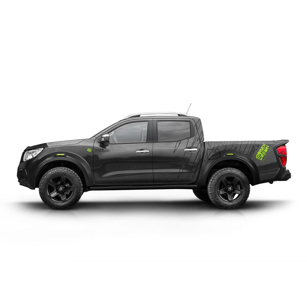 Pachet customizare Pickup Design – Nissan Navara NAVY